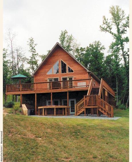 Modular Home Cedar Siding Modular Homes