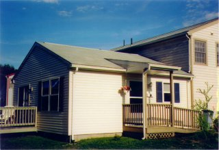 Modular home in law additions and temporary aarp echo houses for Modular homes with inlaw suites