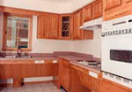 Universal Design Modular Home Kitchen