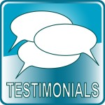 An icon indicating several customer testimonials about The Home Store