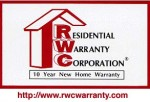 Residential Warranty Corporation logo indicating its 10 Year New Home Warranty