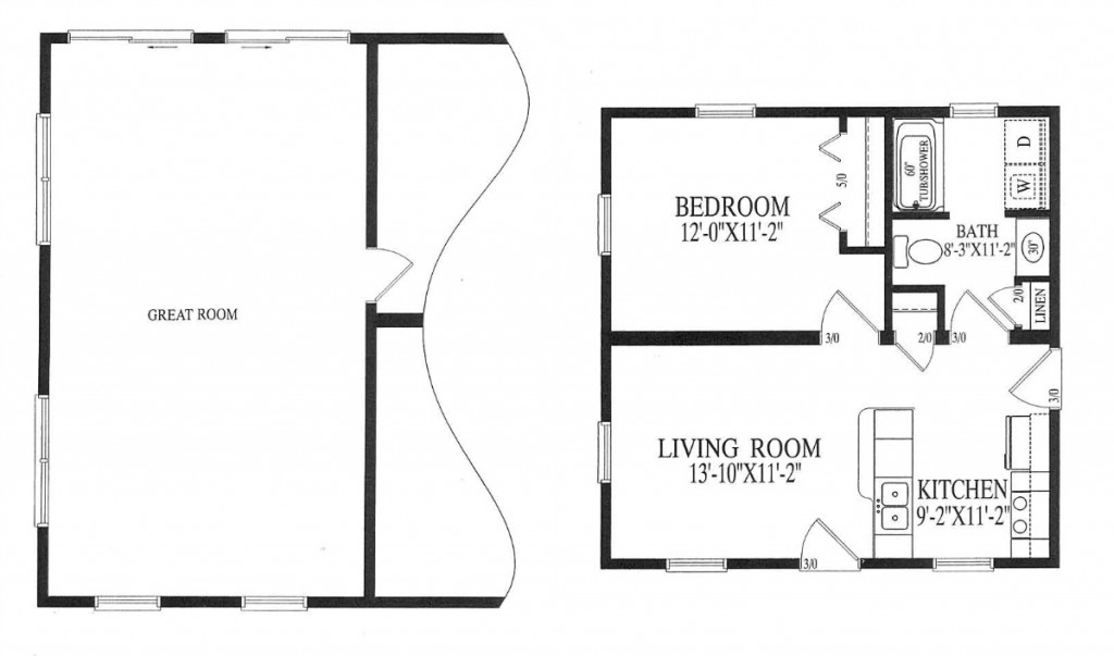 Modular home designs can be made wider longer for Modular home floor plans with inlaw apartment