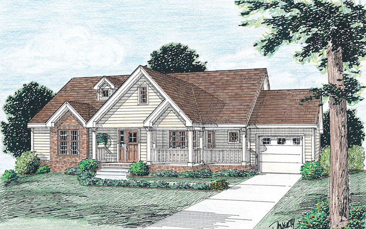 Cape cod 1 modular home floor plan for Cape cod model homes