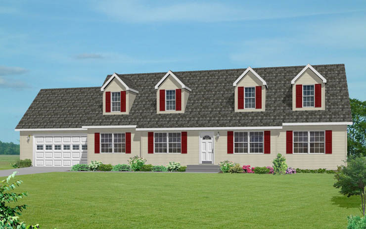CapeCod-TraditionalCapes-Bothwell-elevation
