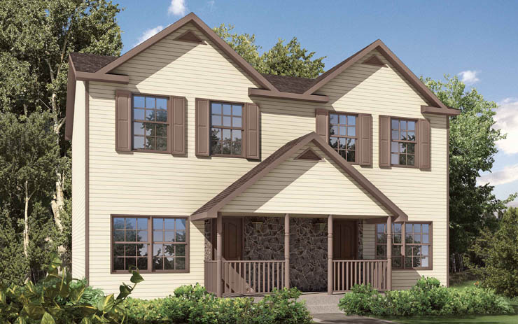 Mchenry Modular Home Floor Plan