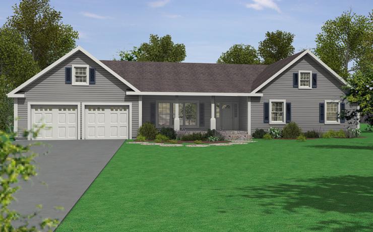 Modular Home Ranch Style Modular Homes Plans