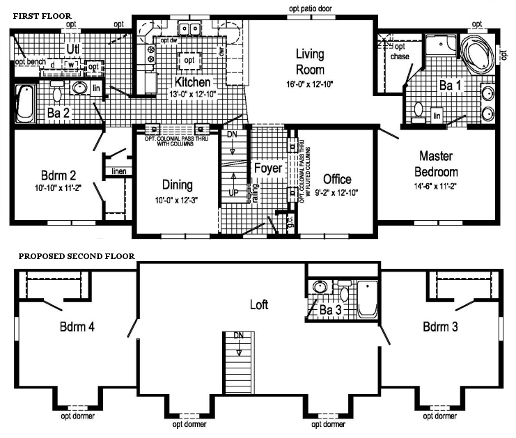 modular home  expandable modular home floor plans