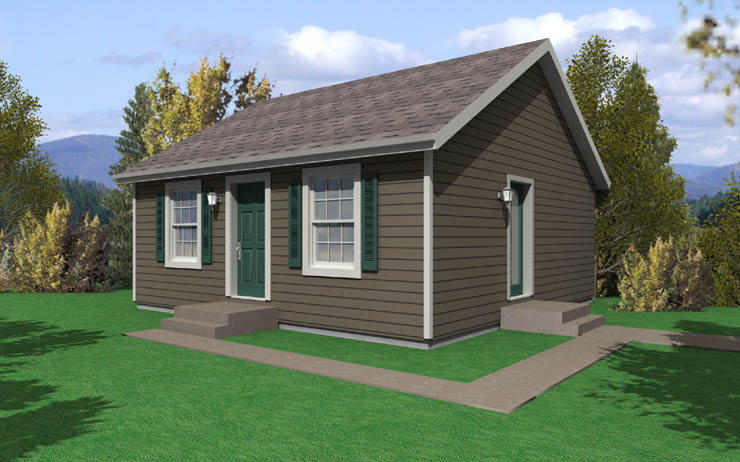 Harmony 3 Modular Home Floor Plan
