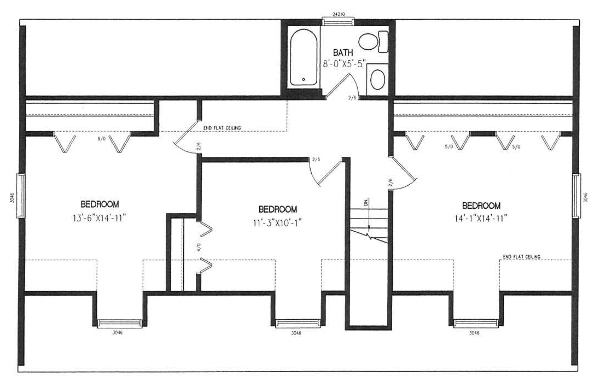 Advice on modular specifications from the blog for Cape cod second floor addition