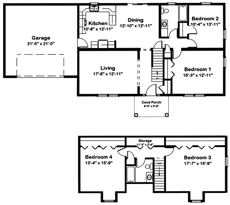 Chatham modular home floor plan for Chatham house plans