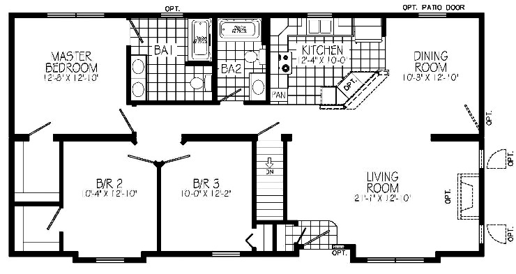 40 X60 Barndominium Floor Plans likewise Garage Apartment Plans 2 Bedroom moreover Greystone Mansion Floor Plan moreover  on modular 3 car garage with apartment above