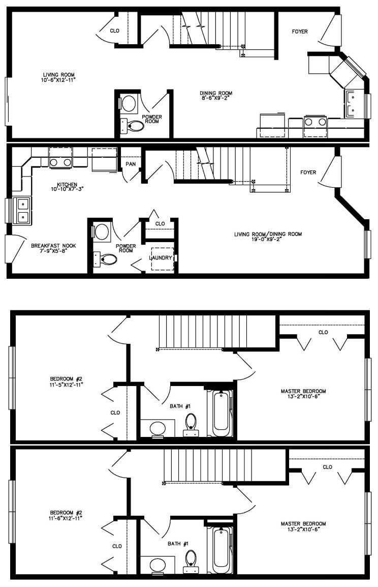 Landon modular home floor plan for Landon homes floor plans