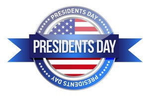 Presidents Day Seal