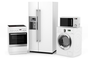 Some of the new home appliances you will need for your modular home.