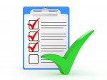 A warranty service inspection checklist
