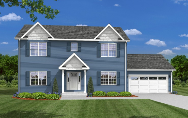 Everett Modular Home Floor Plan