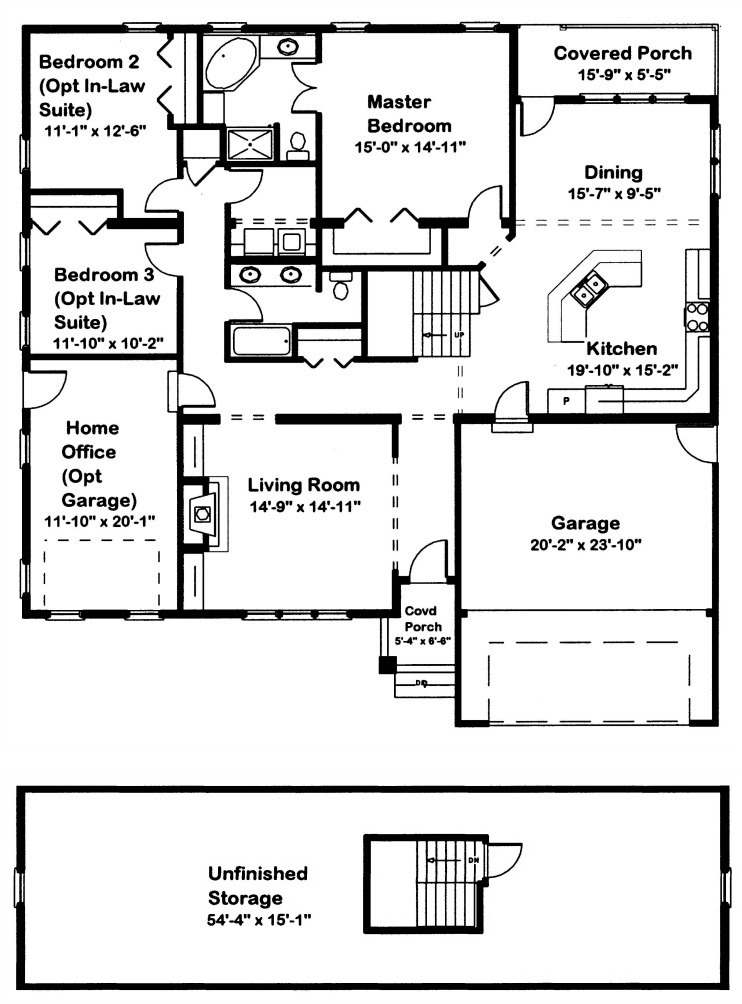 12ybhubk8b House Floor Plans also Ranch Home Plans 24x50 as well House Plan 1244 also In Law Suite as well Home Architect Anderson Indiana. on additions for ranch homes