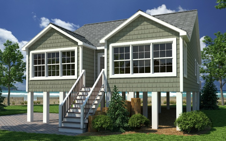 9 artistic coastal cottage plans house plans 84028 - Coastal homes mobel ...