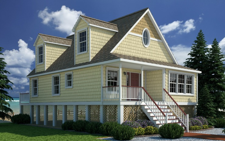 Modular home additions ask home design for Ocean house plans