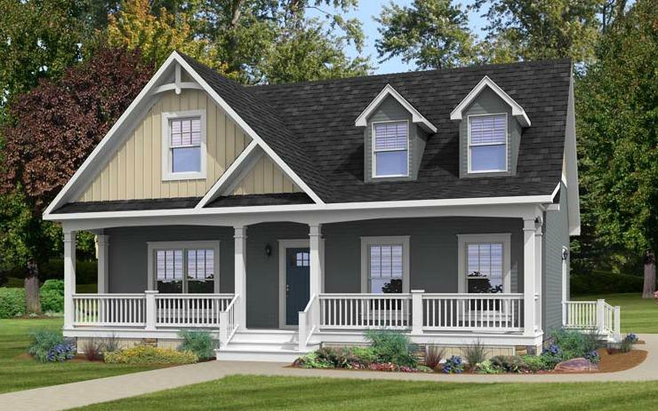 Phoenix cape modular home floor plan for Cape modular home plans