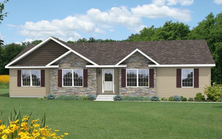 Sullivan 1 story modular home floor plan for Sullivan homes