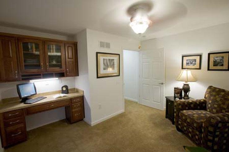 Bedroom Office Norwich, VT