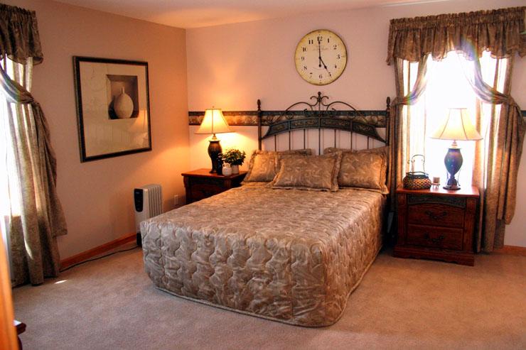 Bedroom Office Springfield, VT