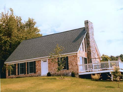 Modular Home Photos Chalet Cape Cod Princeton Ma