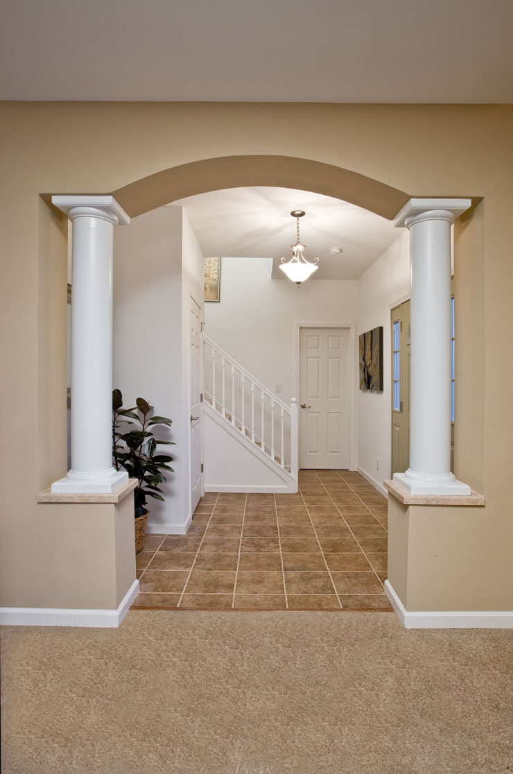 Foyer Stair Newburyport, MA