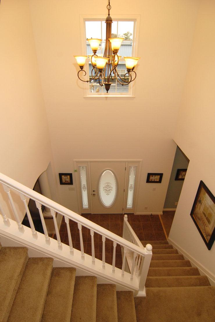 Foyer Stair Stonington, CT