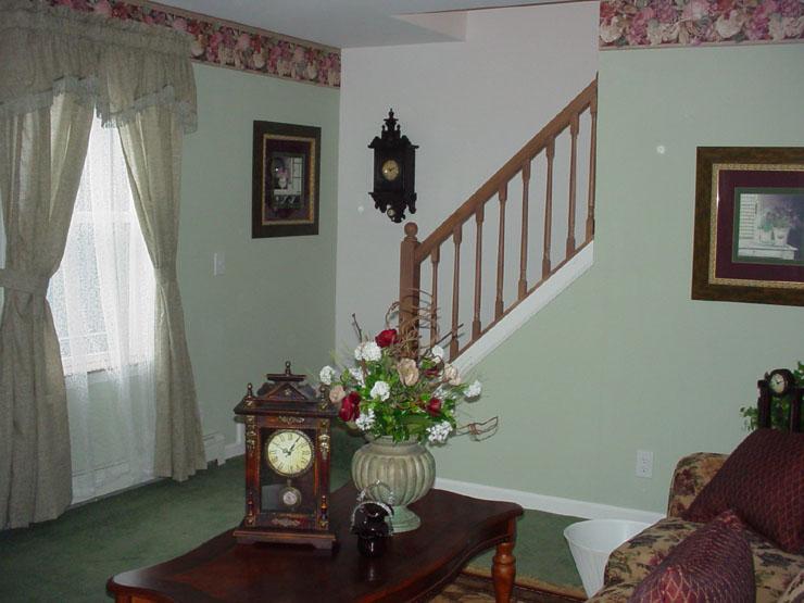 Foyer Stair Tiverton, RI