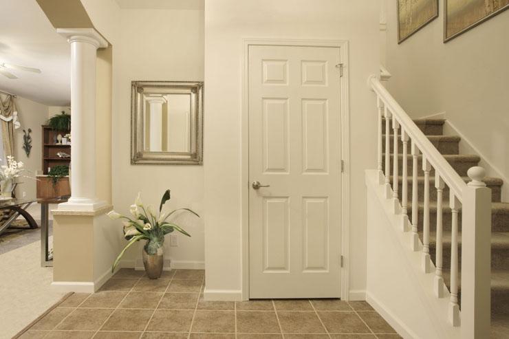 Foyer Stair Danby, VT