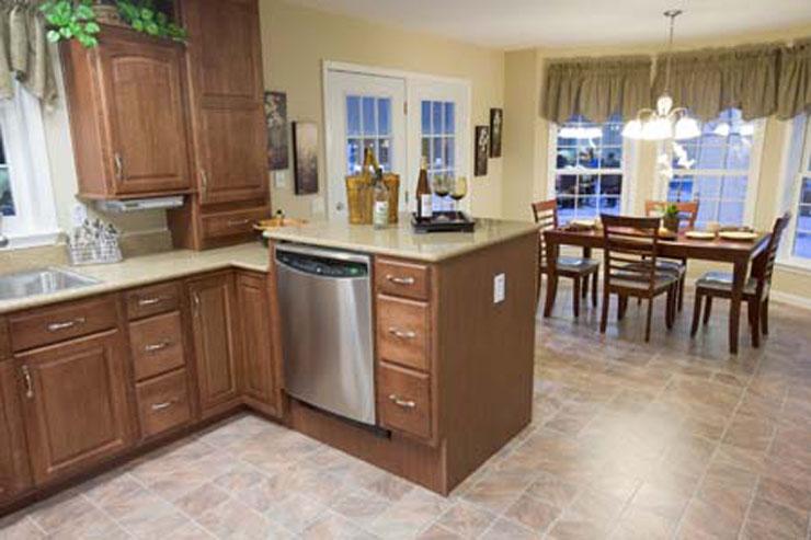 Kitchen Nook Little Compton, RI
