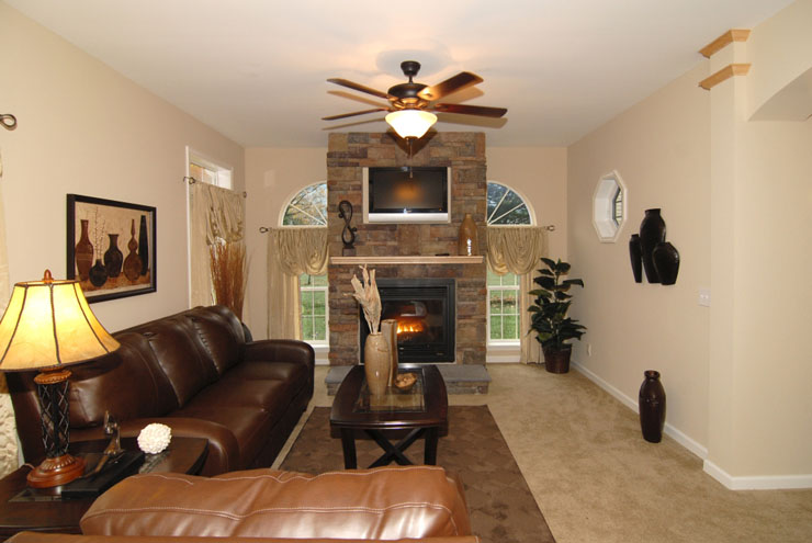 Living Areas Hampden, MA