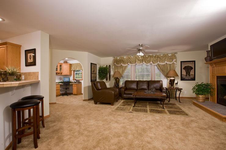 Living Areas Brookfield, MA