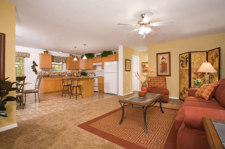 Living Areas Clarendon, VT